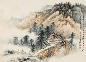 Source: http://www.deshow.net/cartoon/zhang-daqian-chinese-painting-901.html